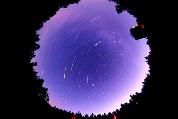 Un étrange phénomène observé dans le ciel de Côte-d'Or Circopolairesw